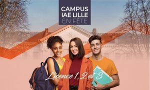 Campus IAE Lille en fête