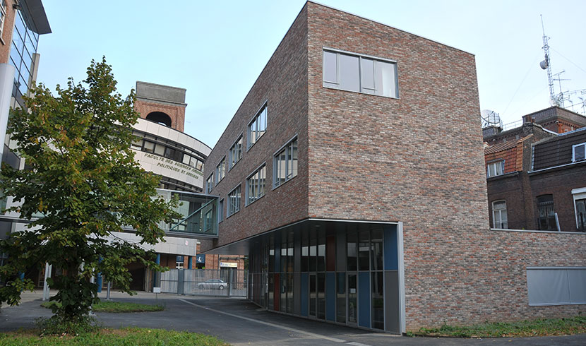 Campus Moulins - IAE Lille