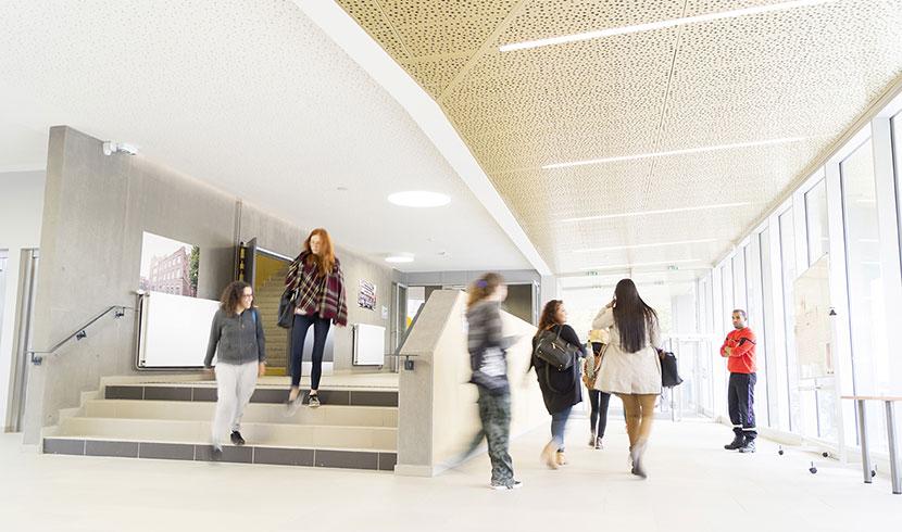 Campus Roubaix - IAE Lille