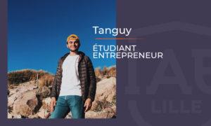 Témoignage de Tanguy, étudiant entrepreneur